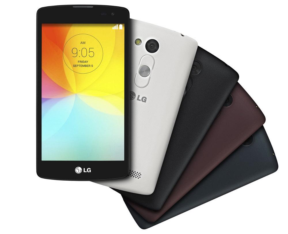 LG L Fino D 295