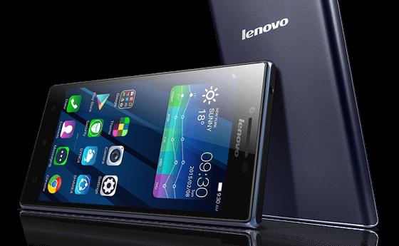 Новый смартфон от Lenovo